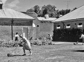 Hard labour at Hay Institution for Girls